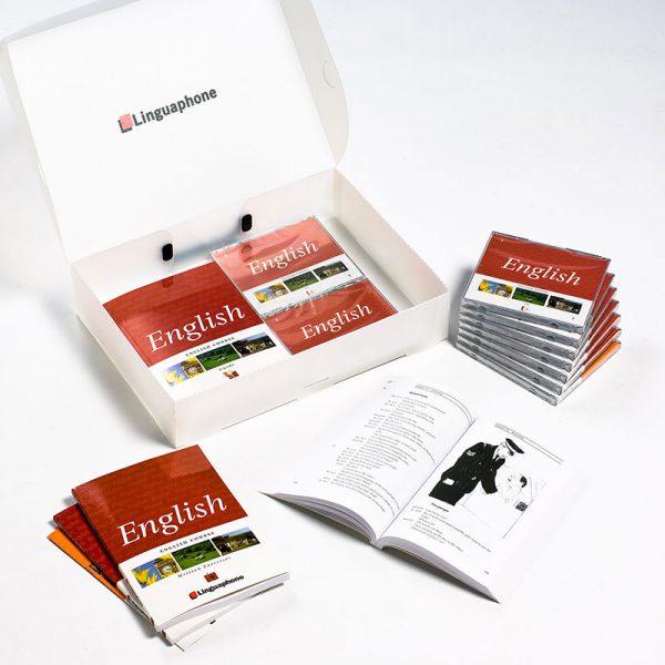 Learn English language course Linguaphone Institute English Course