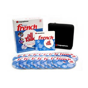 Learn about French All Talk CD Course