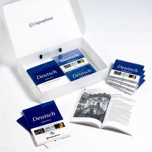Linguaphone Advanced German language course