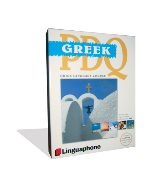 Learn about Greek PDQ Course