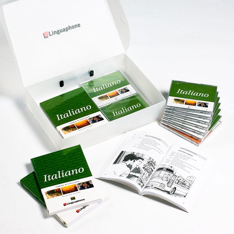 Linguaphone Italian Complete language course