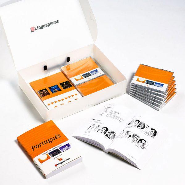Linguaphone Portuguese Complete language course