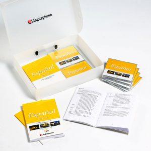 Linguaphone Advanced Spanish language course