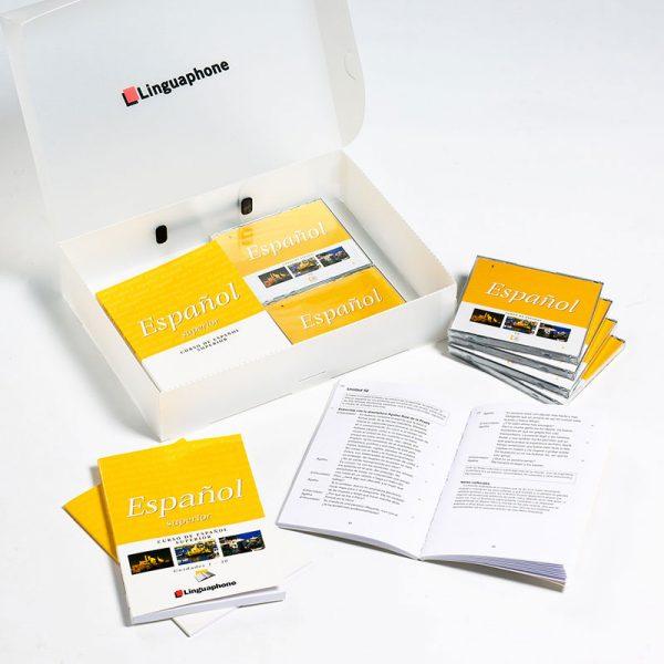 Linguaphone Advanced Spanish course