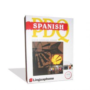 Linguaphone Spanish PDQ Beginners course