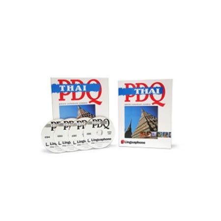 Linguaphone Thai PDQ CD course