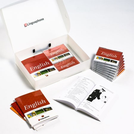 Linguaphone English course