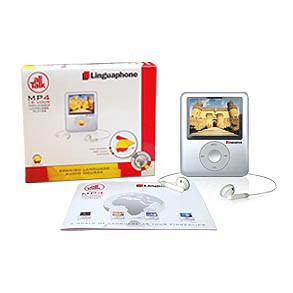Linguaphone Spanish MP4 Player