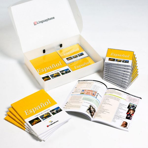 Linguaphone Spanish Complete course