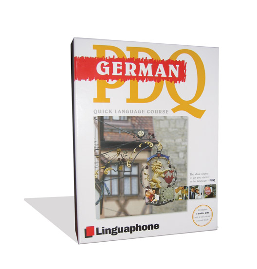 Learn about German PDQ CD Course
