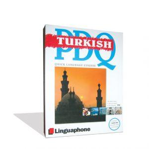 Linguaphone Turkish beginners course